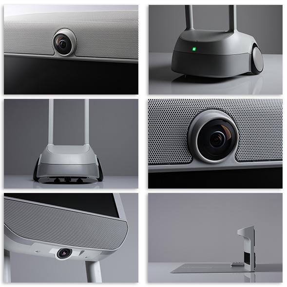 robot de téléprésence caractéristiques