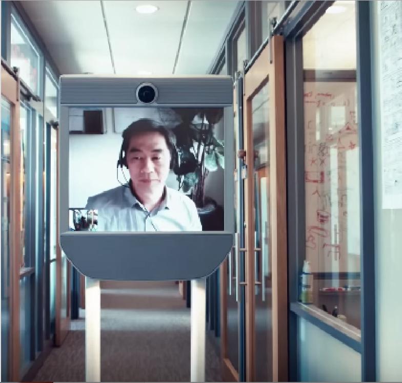 offres de robot de téléprésence